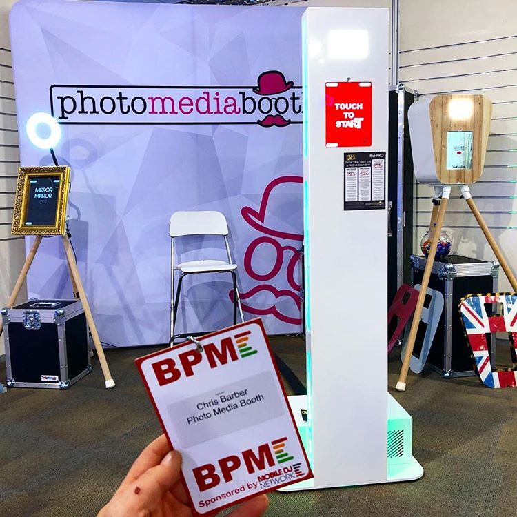 Photo Media Booth